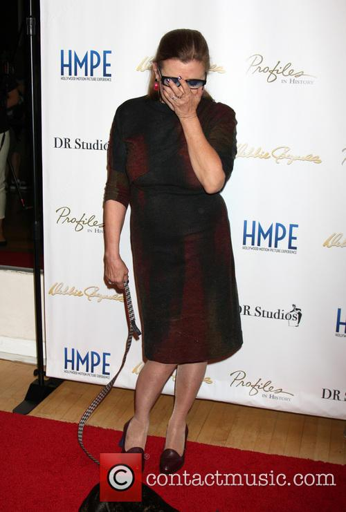 Carrie Fisher 2