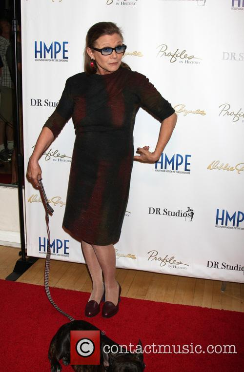 Carrie Fisher 3