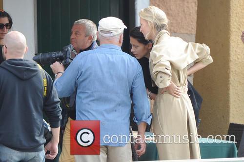 Peter Lindbergh, Adriana Lima and Karolina Kurkova 6