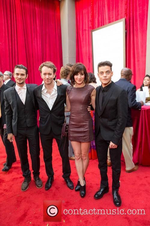 Shiloh Fernandez, Tyler Shields, Alison Haislip and Rami Malek