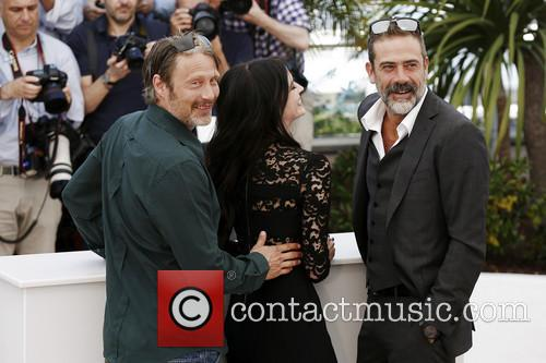 Jeffrey Dean Morgan, Mads Mikkelsen and Eva Green 1