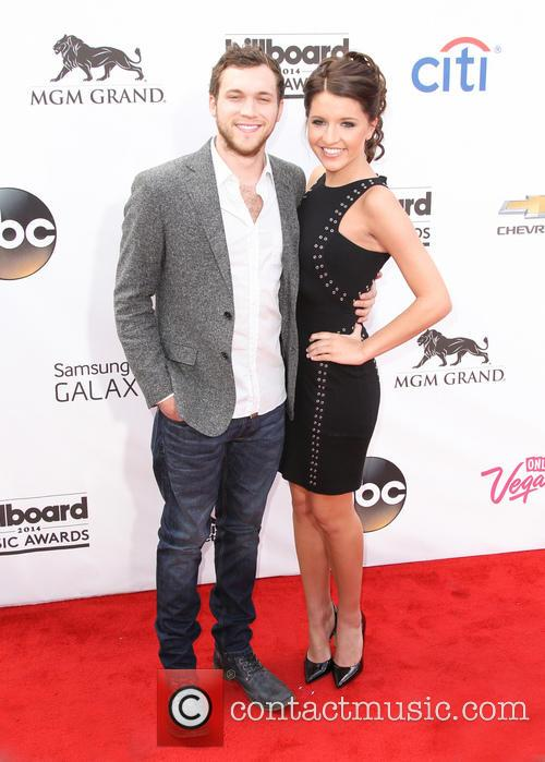 Phillip Phillips and Hannah Blackwell 5