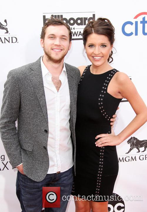 Phillip Phillips and Hannah Blackwell 7