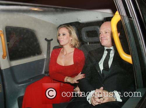 Ross Kemp and Renee O'brien
