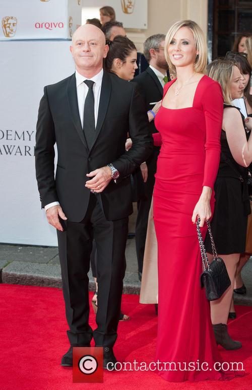 Ross Kemp and Renee O'brien 2