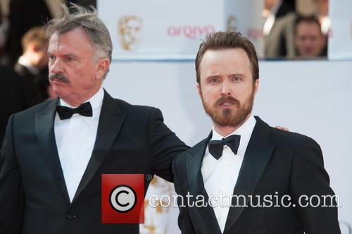 Sam Neill and Aaron Paul