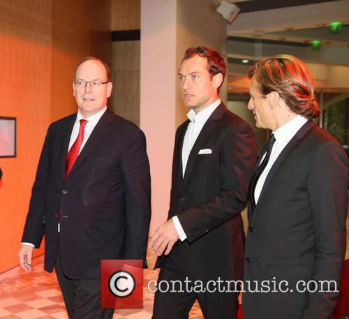 Jeremy Gilley, Jude Law and Prince Albert Ii Of Monaco 6
