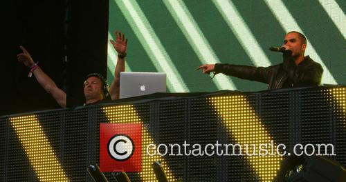 Pete Tong and Zane Lowe