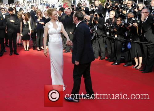 Uma Thurman and Quentin Tarantino 3