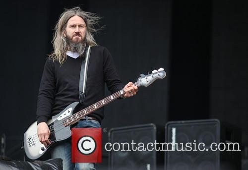 Mastodon and Troy Sanders 1