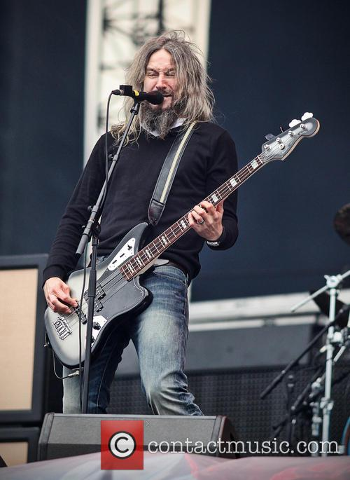 Mastodon and Troy Sanders 5
