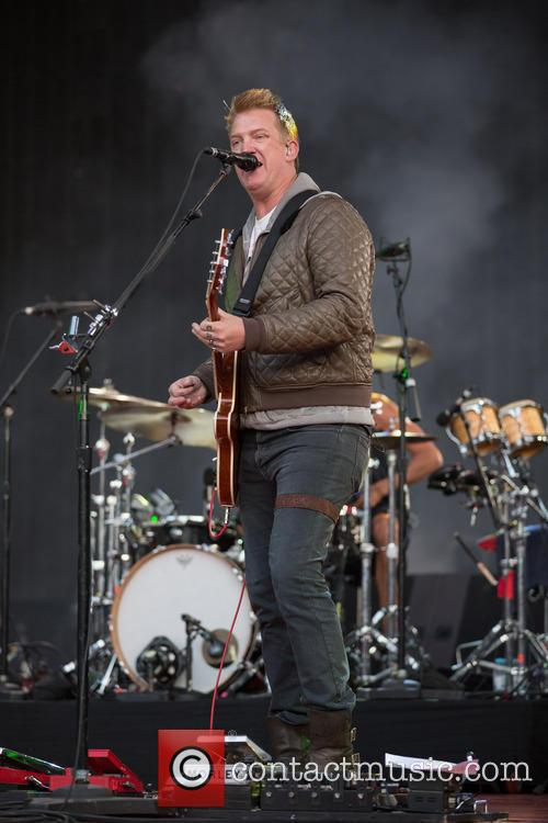 Queens Of The Stone Age and Joshua Homme 5