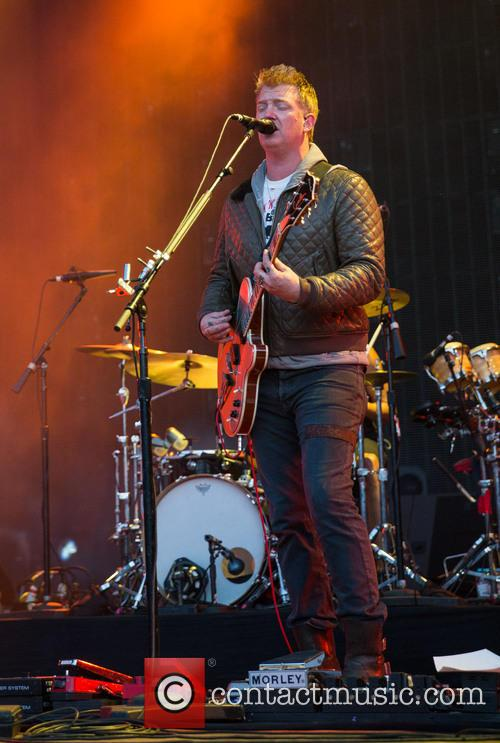 Queens Of The Stone Age and Joshua Homme 7