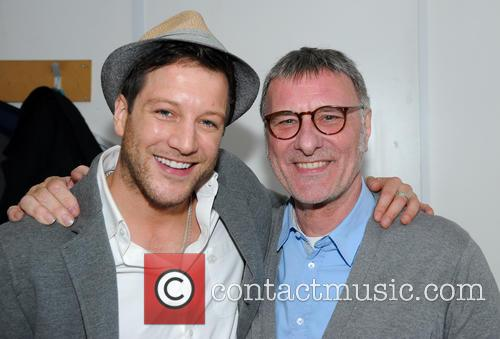 Matt Cardle and Steve Harley