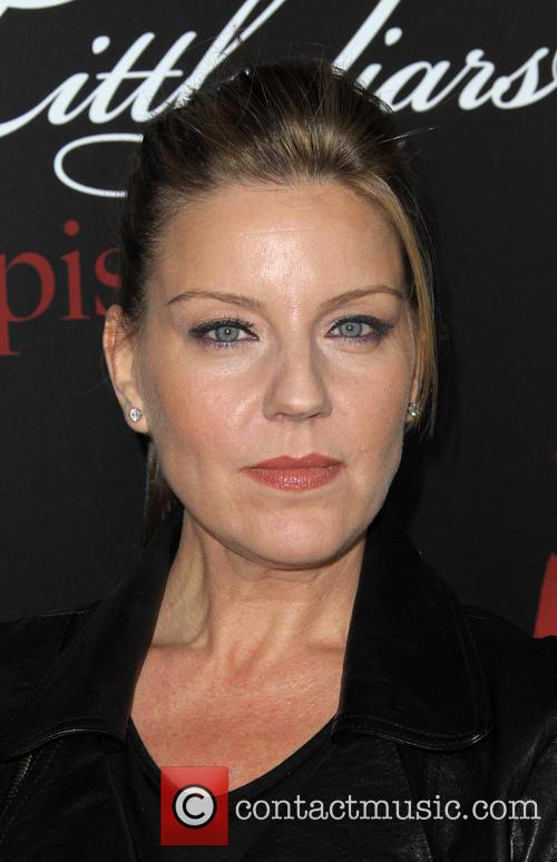 Liars and Andrea Parker