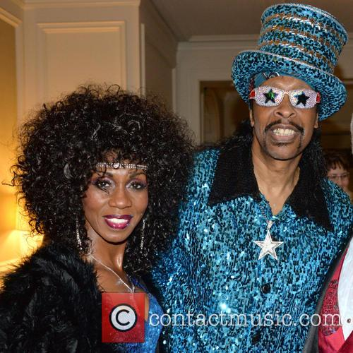 Patty Collins and Bootsy Collins 6