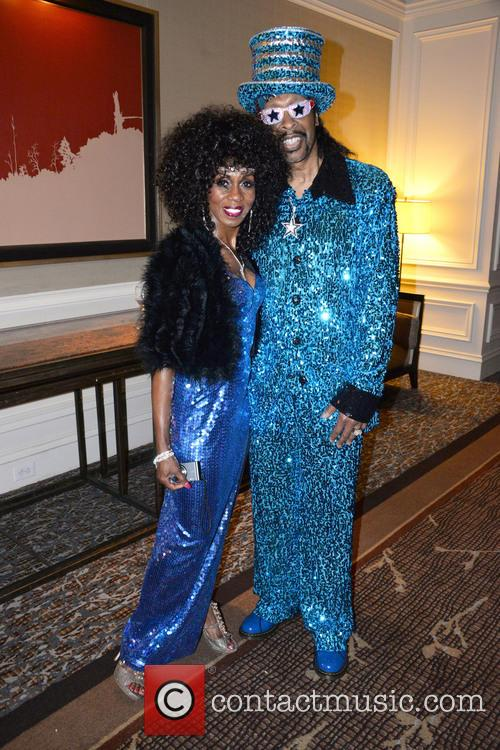 Patty Collins and Bootsy Collins 7