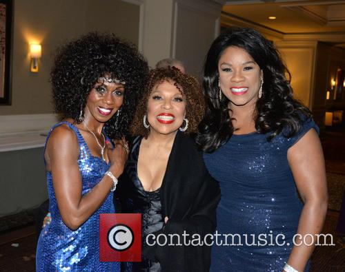 Patty Collins, Roberta Flack and Denyce Graves 4