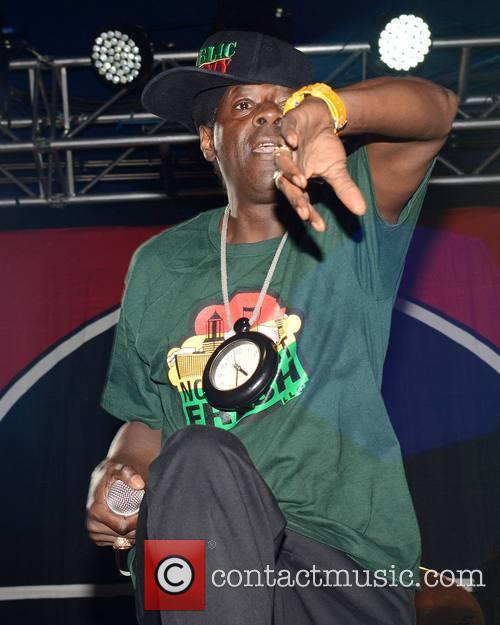 Flavor Flav and Public Enemy 2
