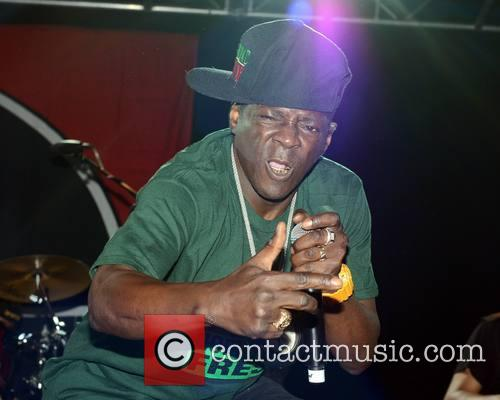 Flavor Flav and Public Enemy 3