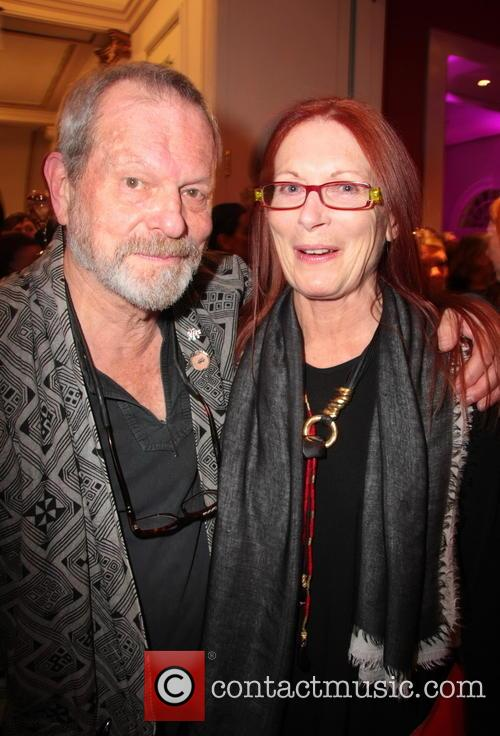 Terry Gilliam and Maggie Weston 2