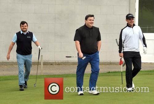 Laurence Kinlan, Simon Delaney and Danny O'carroll 5