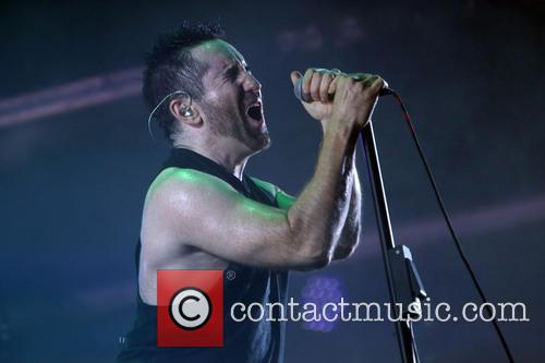 Trent Reznor and Nine Inch Nails 2