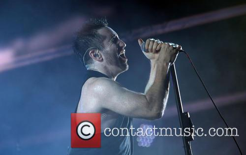 Trent Reznor and Nine Inch Nails 3
