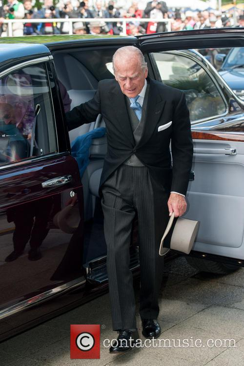 Prince Philip and The Duke Of Edinburgh 2
