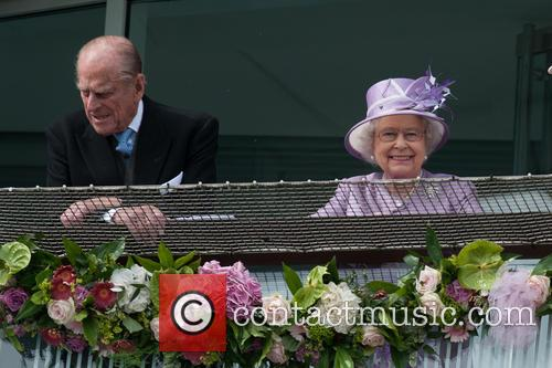 Prince Philip, The Duke Of Edinburgh, The Queen and Queen Elizabeth Ii 11
