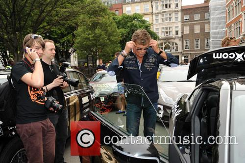 David Hasselhoff and Gumball 5