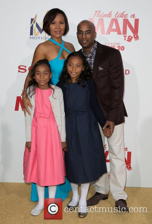 Tim Story and Family