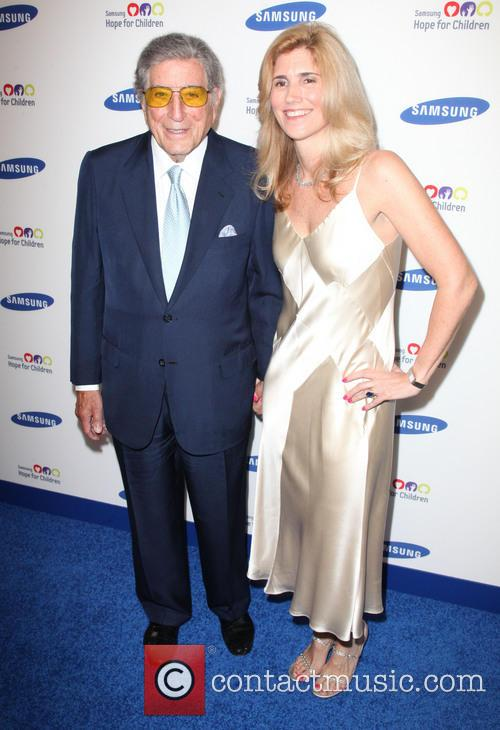 Tony Bennett and Susan Crow 8