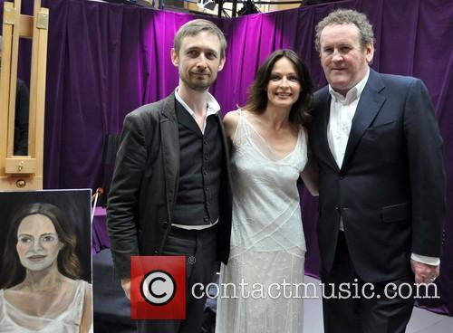 Neil Hannon, Sharon Corr and Colm Meaney 3