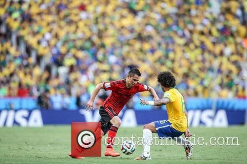 Paul Aguilar and Marcelo 3