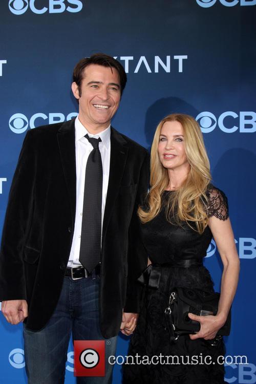 Goran Visnjic and Wife