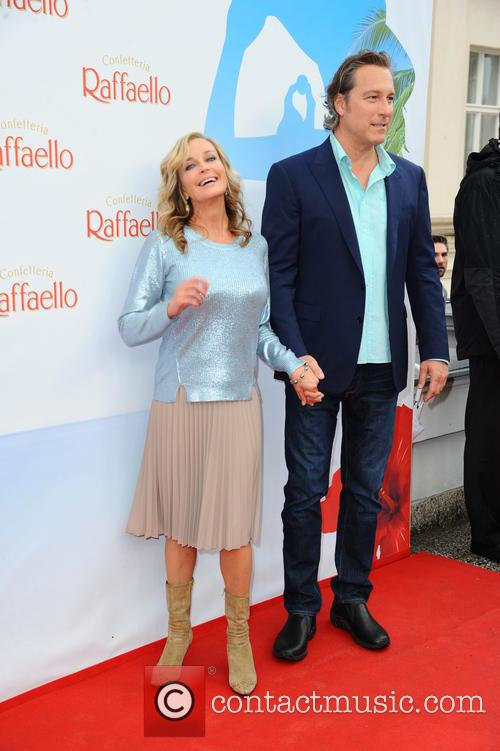Bo Derek and John Corbett 1