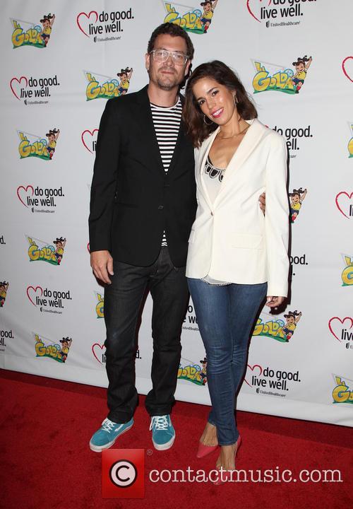 Noah Lebenzon and Ana Ortiz