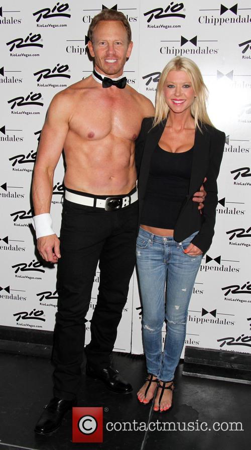Tara Reid and Ian Ziering 8