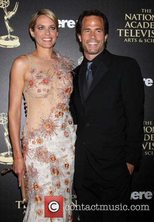 Arianne Zucker and Shawn Christian 11