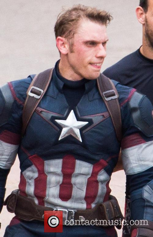 Avengers and Captian America Stunt Double