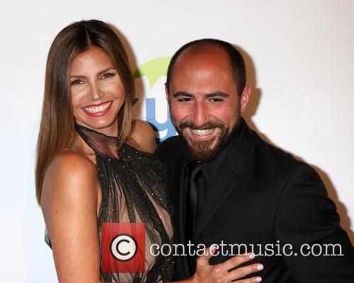 Charisma Carpenter and Michael T. Rossi