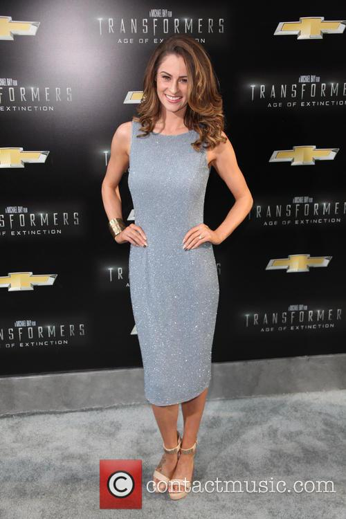 Transformers and Keltie Knight 1