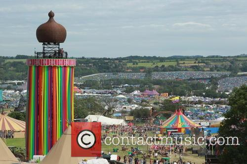 Glastonbury Festival and Atmosphere 6