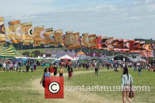 Glastonbury Festival and Atmosphere 9