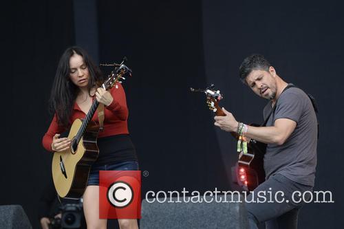Rodrigo Sanchez and Gabriela Qunitero 2