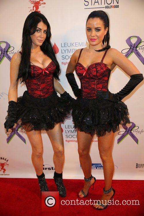 Melissa Howe and Carla Howe