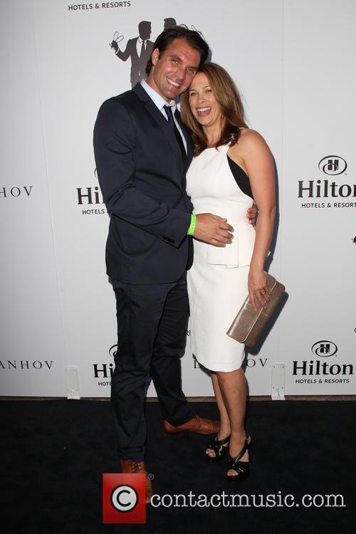 Christina Cox and Grant Mattos