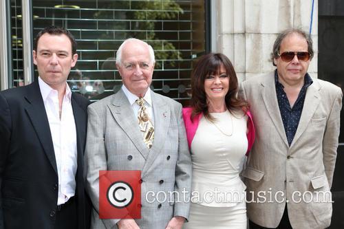 Andrew Lancel, Geoffrey Ellis, Vicki Michelle and David Stark 1