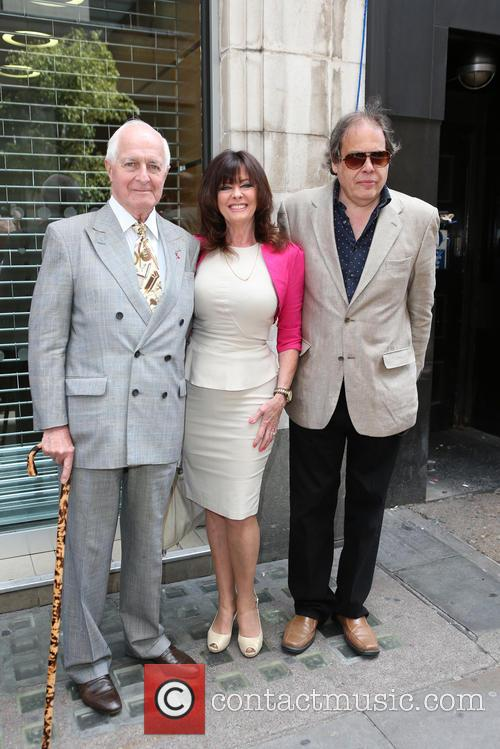 Geoffrey Ellis, Vicki Michelle and David Stark 1
